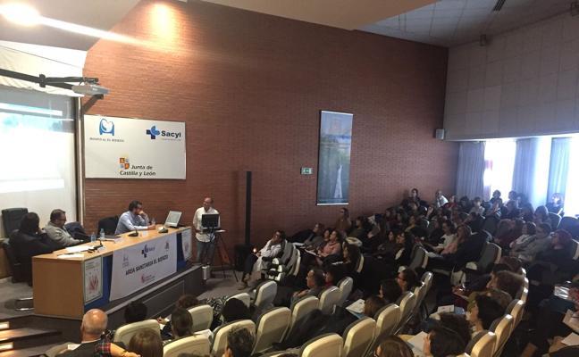 El Hospital del Bierzo clausura las I Jornadas Nacionales de Enfermería