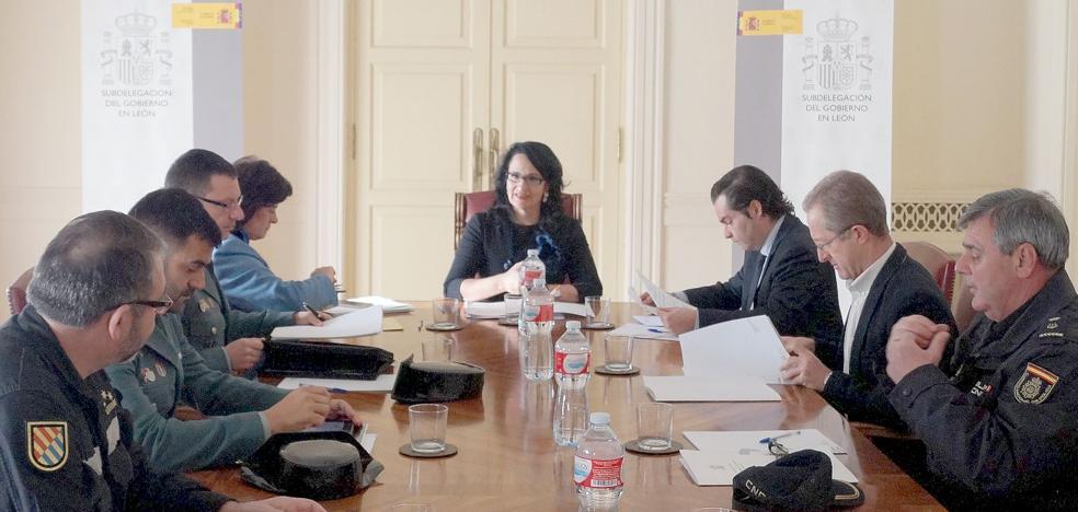 León contará con 217 guardias civiles y más medios para la campaña invernal