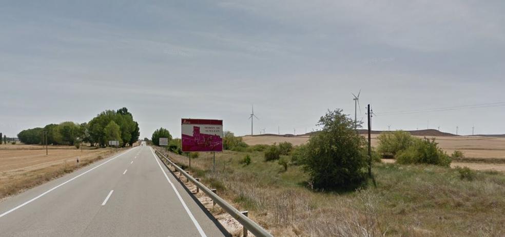 -8,2 grados en un pueblo de Soria, la temperatura más baja de la comunidad