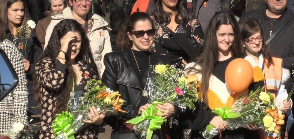 La Fundación Avata lucha por «la concienciación de todos» en el homenaje en recuerdo de las víctimas de accidentes de tráfico