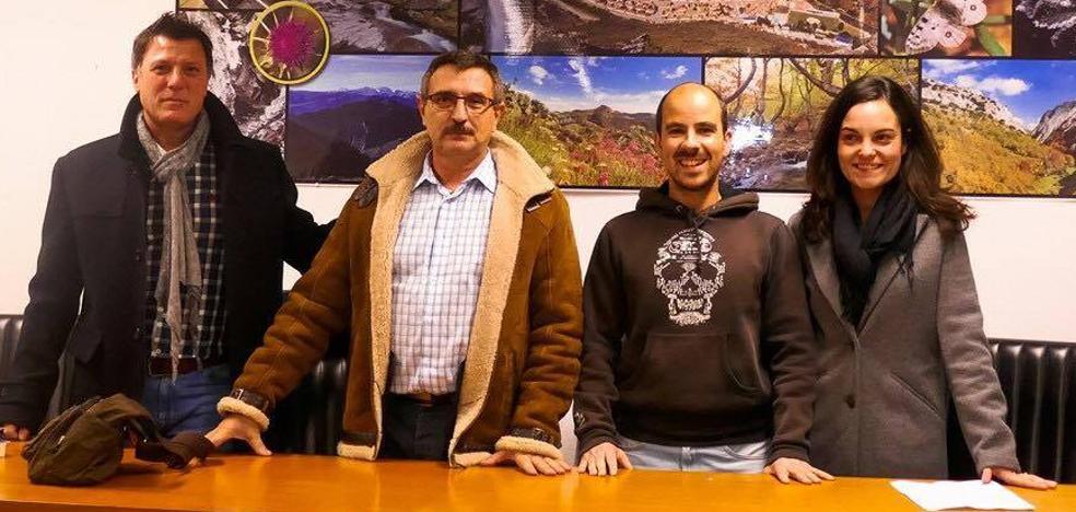 'El Talib Yaabal' se da a conocer en Ciñera