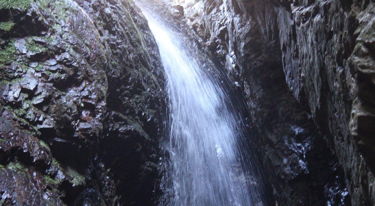 La cascada de Nocedo de Curueño, un espectáculo de fuerza y belleza