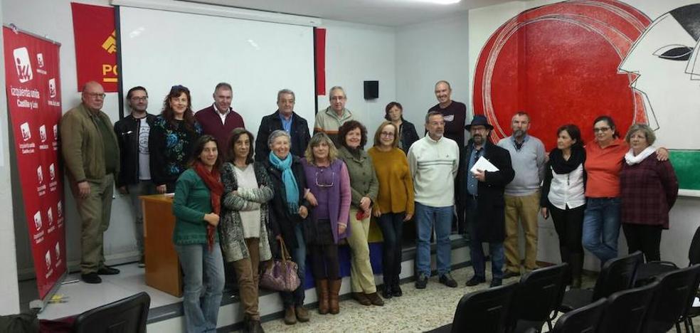 IU reclama más de 72.000.000€ para la provincia en los Presupuestos de la Junta para 2018