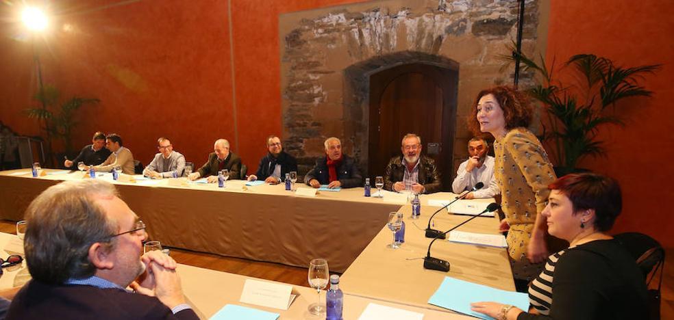 Nace la asociación del Camino de Invierno con 19 municipios del Bierzo y Galicia