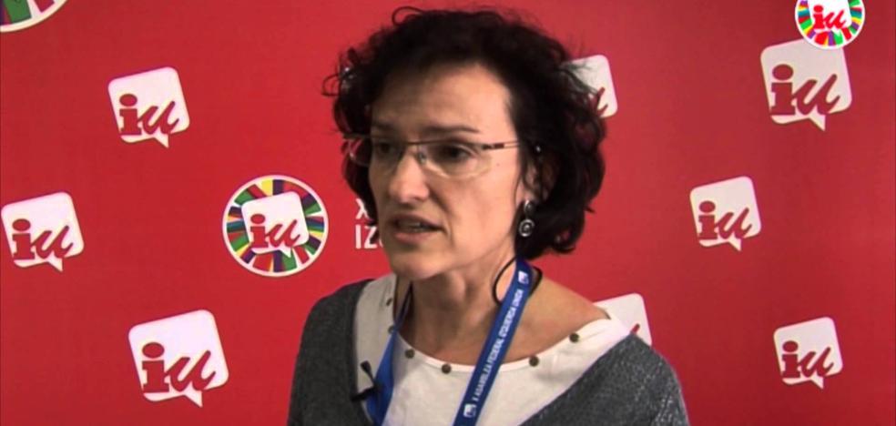 IU ofrece un acto contra la violencia de género en el IES Juan del Enzina