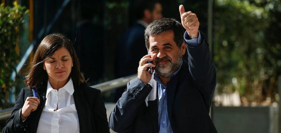 Un preso acuchilla a otro en Soto del Real ante Jordi Sánchez