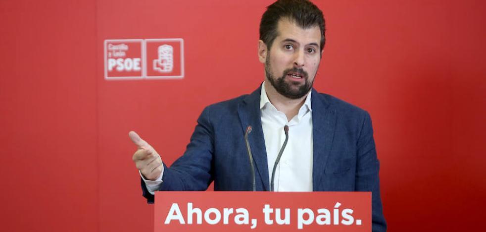 Tudanca asegura que la unidad en el PSOE no peligrará con Cendón como líder leonés