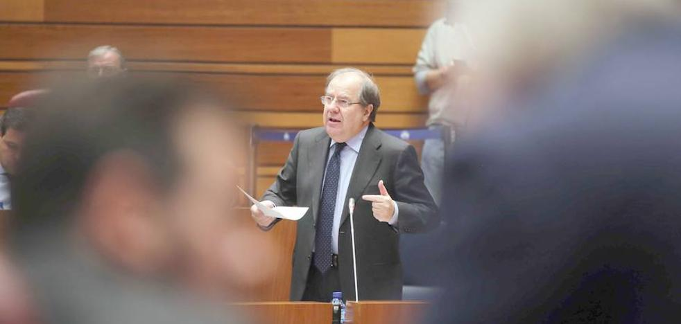Herrera garantia los 20 millones del plan minero y sostiene que «hay compromiso y se va actuar» en el Parque Tecnológico de León