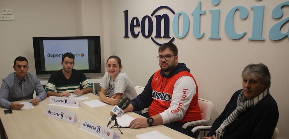 «El porcentaje de niñas que practica deporte en León es muy bajo»