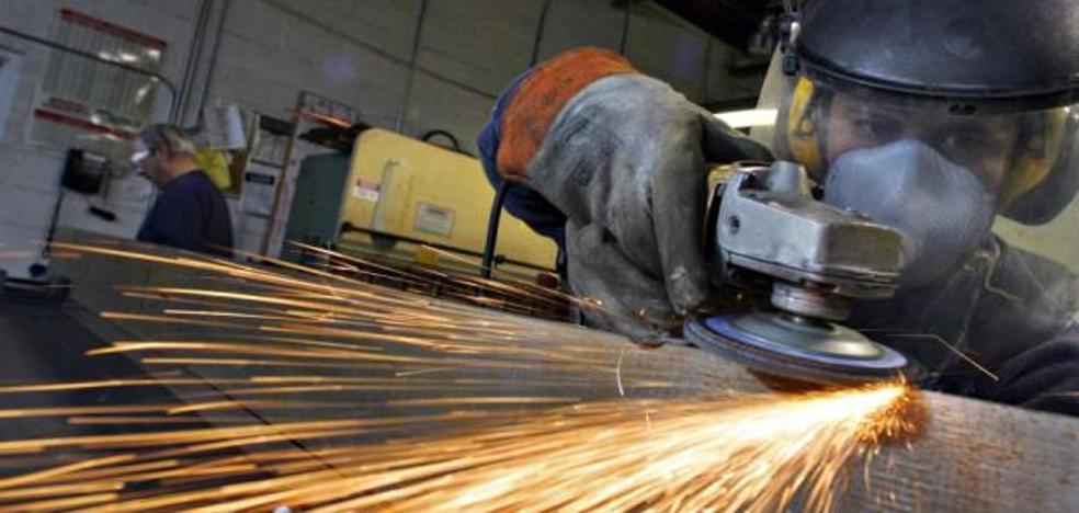 La cifra de negocios de la industria de Castilla y León aumenta un 4,8% en septiembre, frente al 6,8% nacional