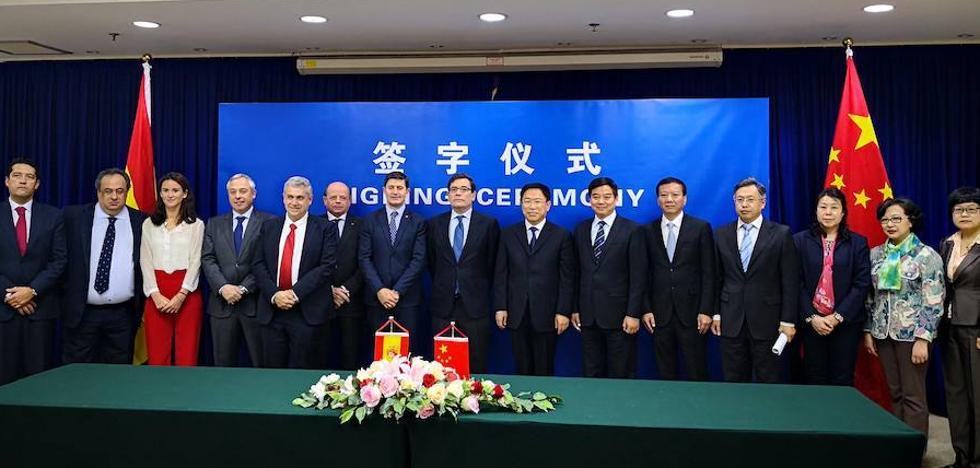 España avanza en el proceso para introducir carne de vacuno y ovino en China