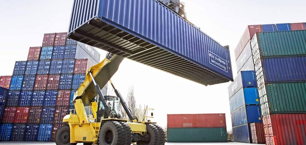 El valor de las exportaciones de León cae un 1,3% y se sitúa en los 1.062 millones