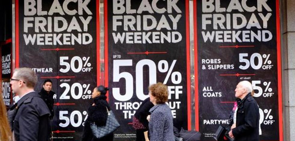 Un 54% de los consumidores aprovechará las ofertas de Black Friday para adelantar compras navideñas