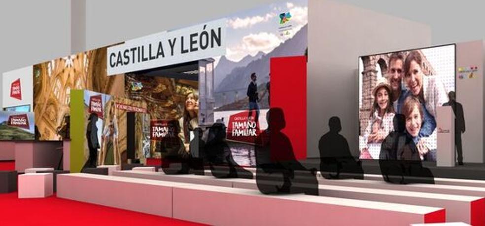 Poner en valor la cultura, el patrimonio y el turismo de Castilla y León, meta de la Junta en Intur