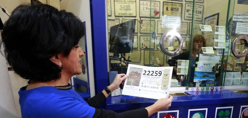 León, la provincia de la Comunidad que menos Lotería de Navidad compra por Internet con 35,22 euros