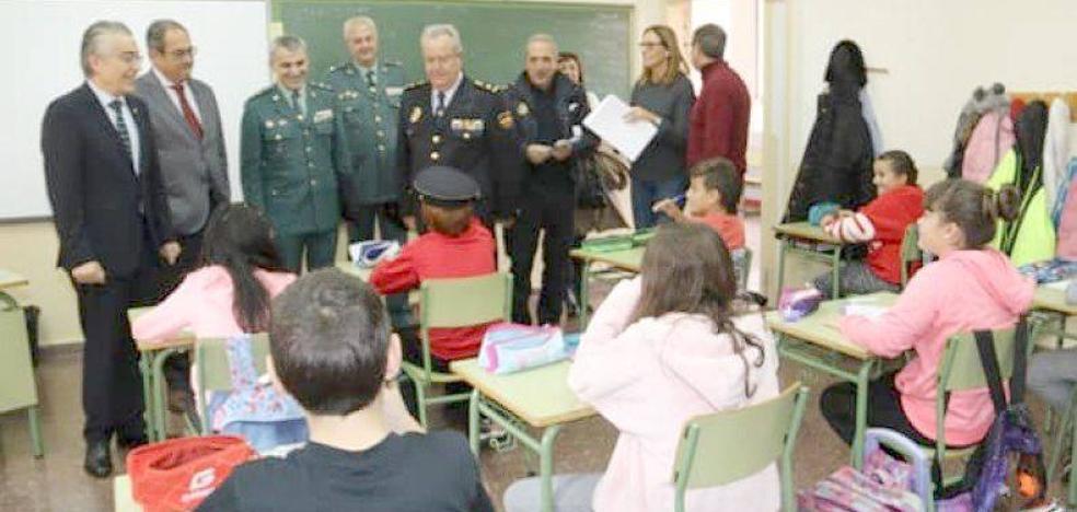 Los colegios de León recibieron 557 intervenciones del plan de seguridad y mejora de la convivencia