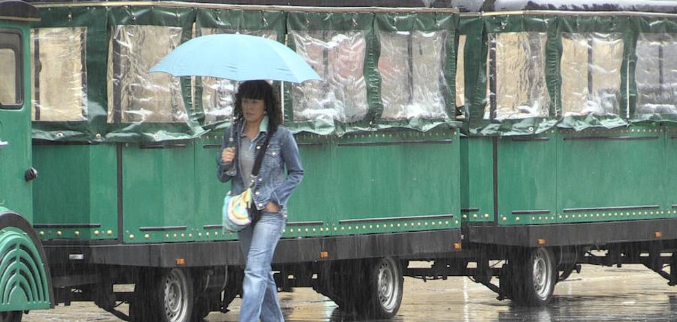 El frío dará paso a la lluvia en León
