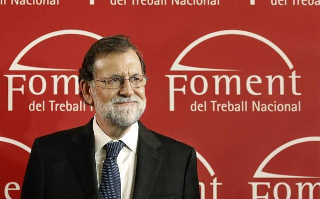 Rajoy garantiza que hablará con una Generalitat de corte independentista si respeta la ley
