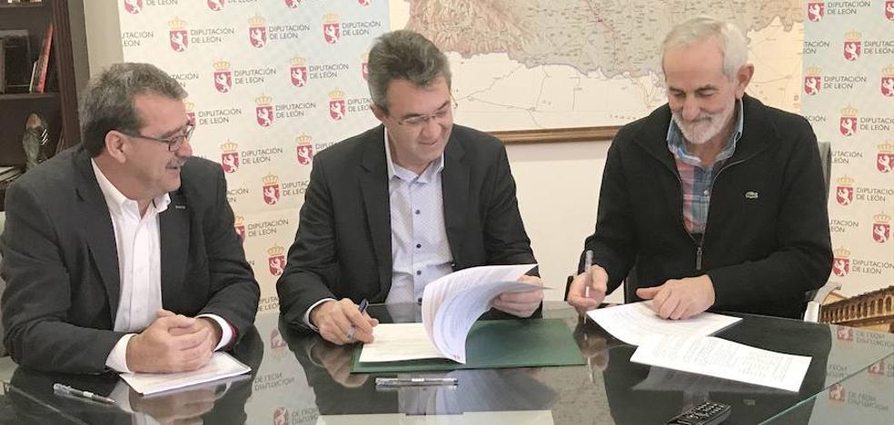 La Diputación destina 36.000 euros a un proyecto pionero de rentabilidad en explotaciones de forma sostenible