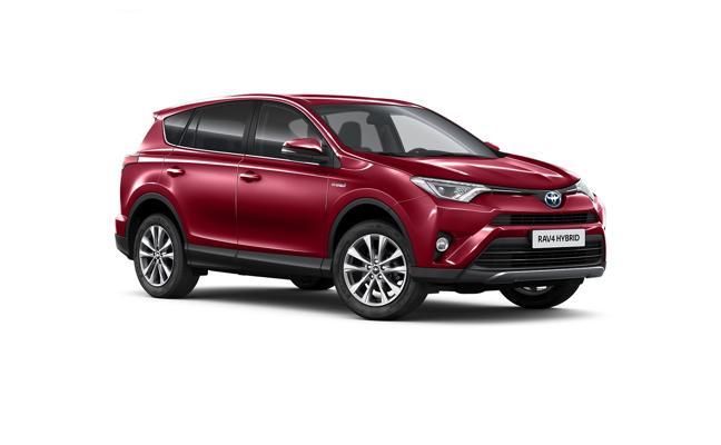 Toyota venderá este año casi 65.000 unidades