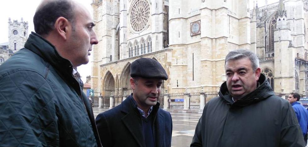 Ciudadanos carga en León contra el «injusto 'cuponazo'» y denuncia el problema que generará a la provincia