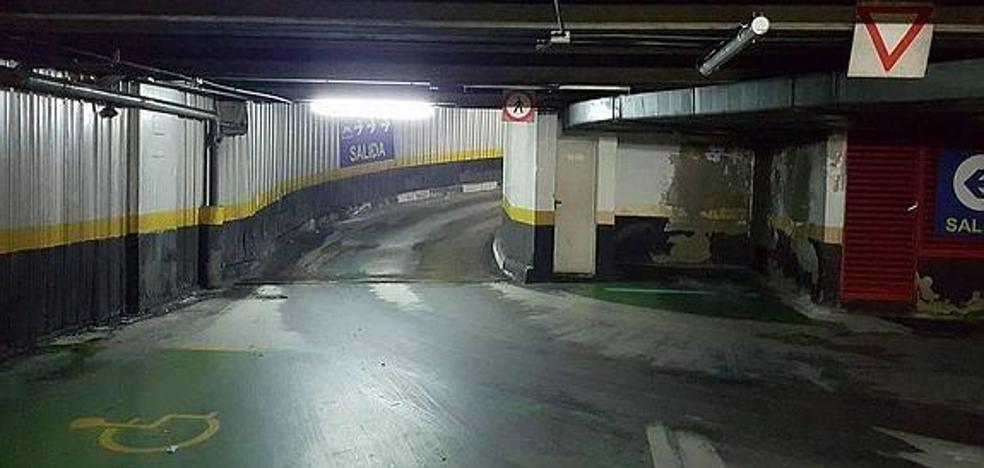 León no asumirá el coste de la obra que evite las filtraciones de agua en el parking de Ordoño