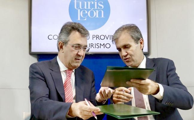 La Diputación de León y Renfe firman un acuerdo para la promoción de la provincia como destino turístico