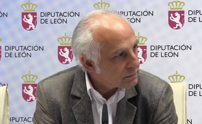 Miguel Ángel del Egido presenta su candidatura a presidente del PP en la comarca de la Bañeza
