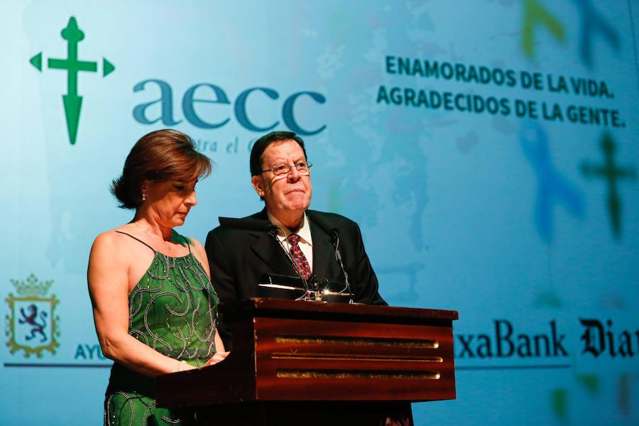 Gala contra el cáncer en León