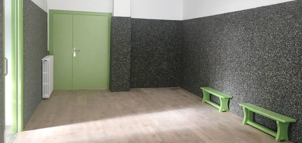 San Andrés concluye la adaptación de aseos y vestuarios en el colegio Trepalio para hacerlos accesibles