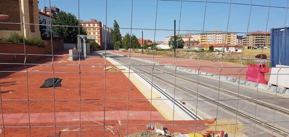 La traza ferroviaria de Feve está «casi finalizada» y se pondrá en valor el entorno de la estación de Matallana