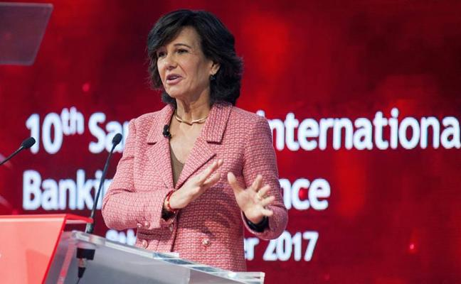 Santander vende la filial de Popular en EE UU por 444 millones de euros