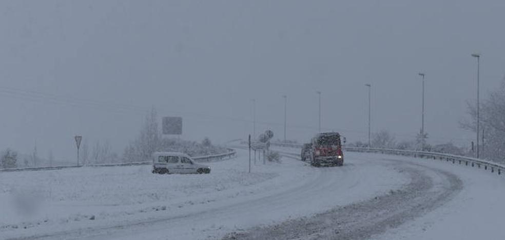 Alerta por nevadas en Burgos, León, Palencia y Soria en los próximos días