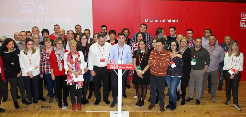 La ejecutiva provincial de Cendón recibe un respaldo del 76,24% de la militancia socialista