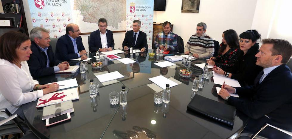 El Consejo Provincial del Diálogo Social atacará a la despoblación desde «una visión regional leonesa»