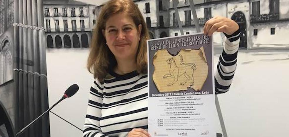 El Palacio del Conde Luna acoge la semana próxima el II Ciclo de Conferencias del Reinu de Llión