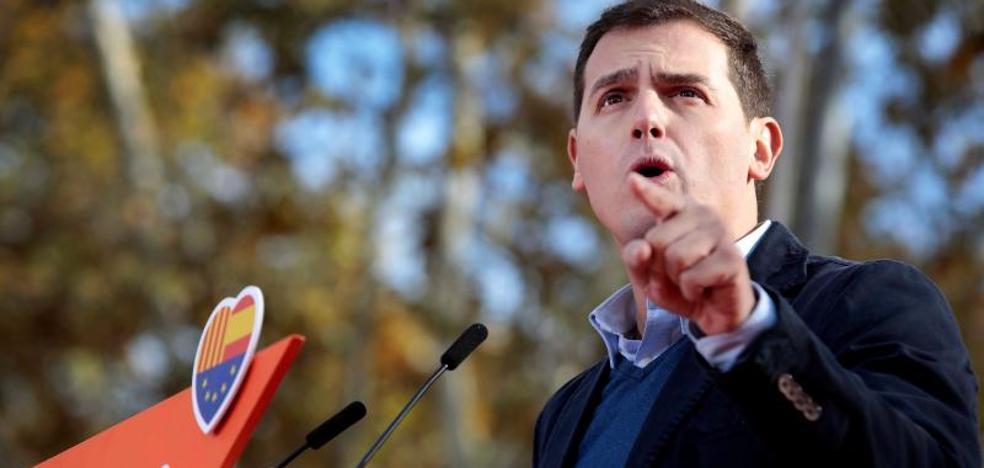 Rivera rechaza el «cuponazo» para toda España que propone Urkullu