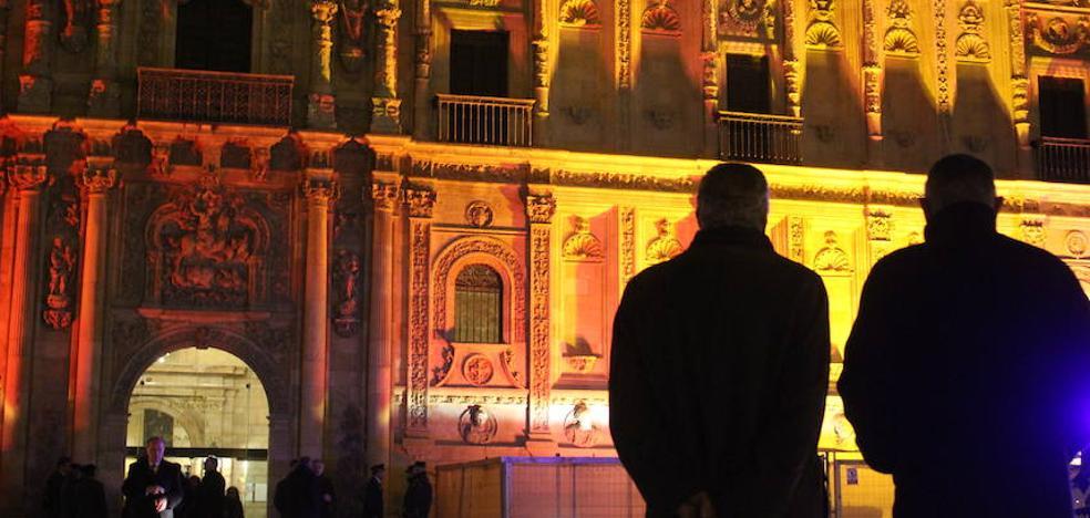 León, con la paz constitucional