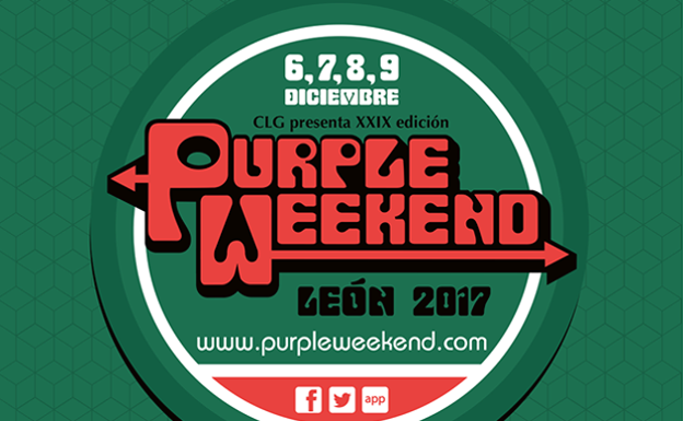 Durante este puente tendrá lugar el festival Purple Weekend /