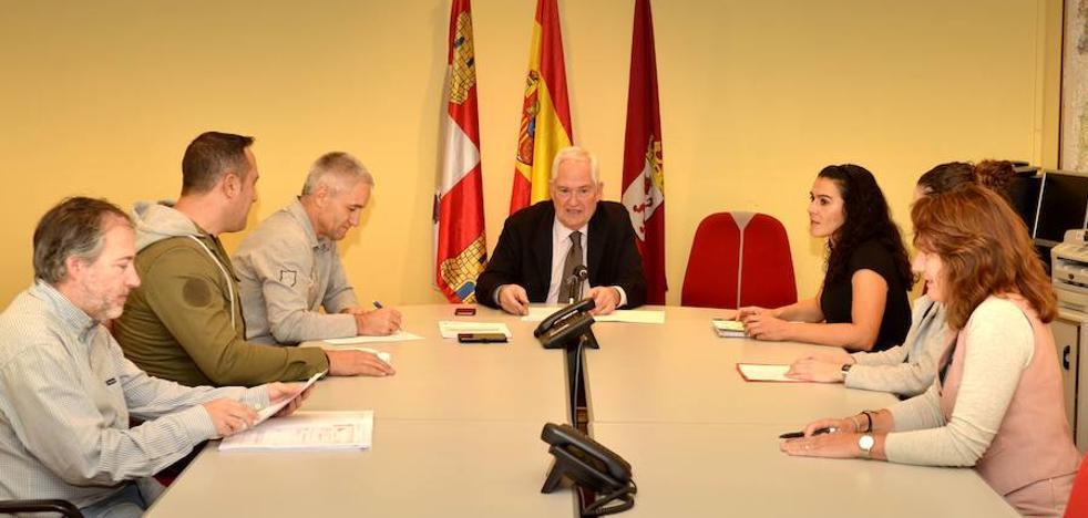 Guillermo García preside la Comisión Técnica de Medio Natural de la comarca del Bierzo