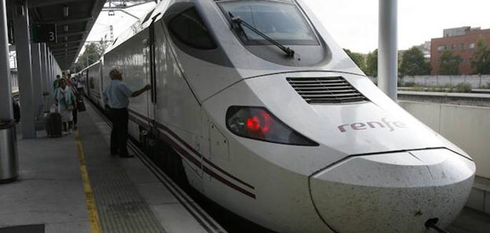 Una avería en la catenaria entre Pola de Gordón y Santa Lucía corta el servicio de Renfe con Asturias