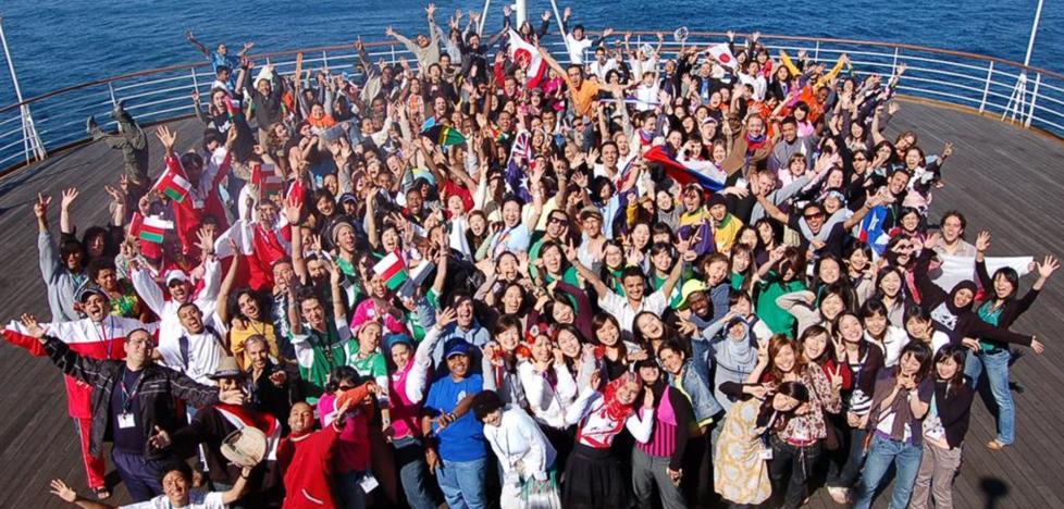 Una berciana, entre los tres castellano y leoneses seleccionadas para el Barco de la Juventud Mundial