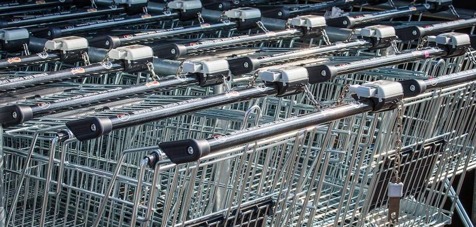 Detenida por intentar abandonar un supermercado en Ponferrada sin pagar una compra de 500 euros
