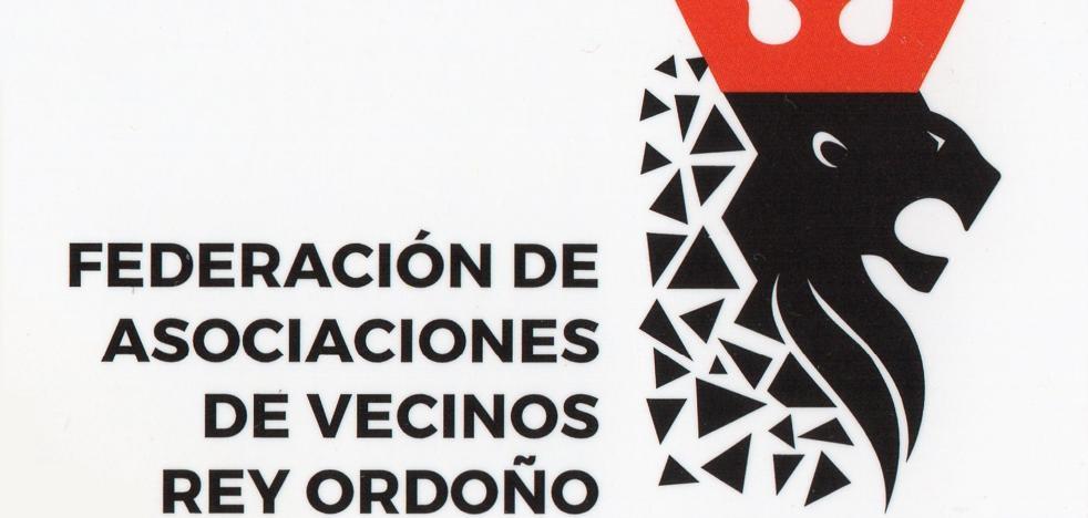 La Federación de Vecinos 'Rey Ordoño' inicia su programa para dinamizar los barrios