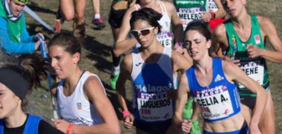 Nuria Lugueros, elegida mejor atleta nacional en noviembre