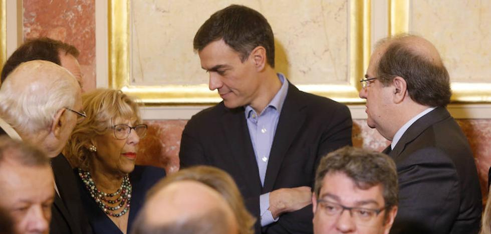 Herrera apuesta por reafirmar «los valores de la Constitución» y admite que su reforma «no será fácil»