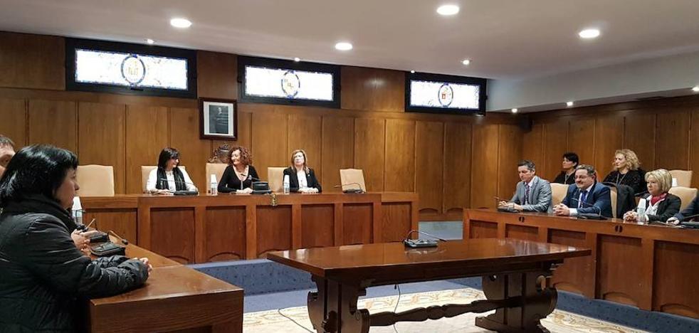 USE se ausenta del acto institucional del Día de la Constitución en Ponferrada