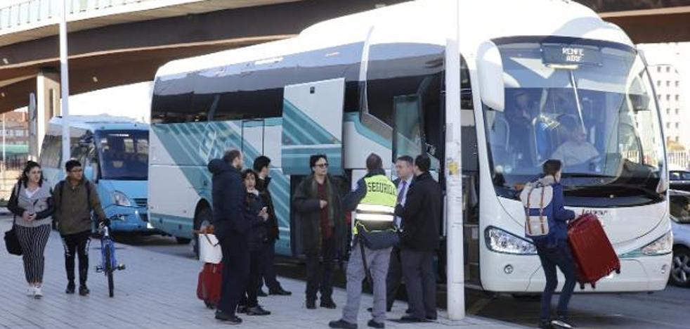 Restablecido el tráfico ferroviario entre Asturias y León tras 18 horas cortado