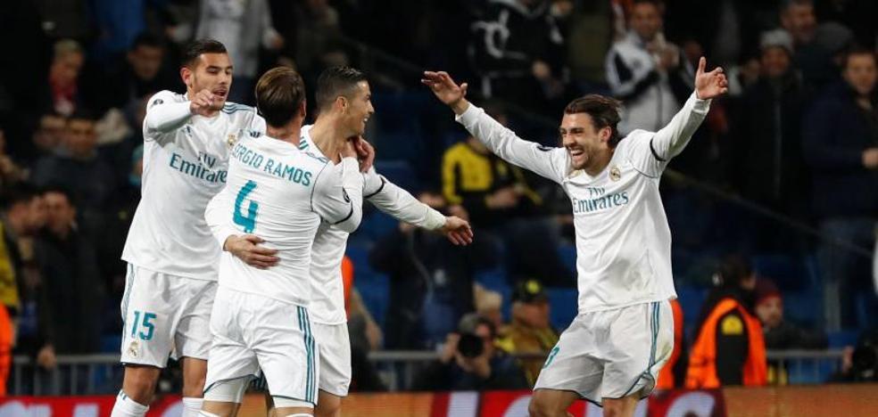 El Madrid se concede una tregua entre guerras