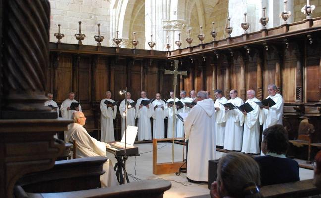 El canto gregoriano protagonizará la misa de la Inmaculada del Peñacorada